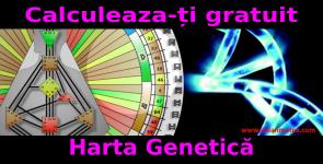 Harta ta genetica