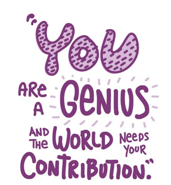 Știai că ești un geniu?