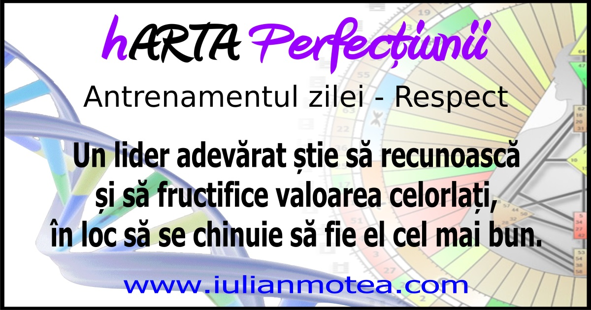 Respect – Cheia 8 – Linia 4